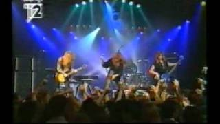 EUROPE - Prisoners In Paradise on Dutch tv in 1991