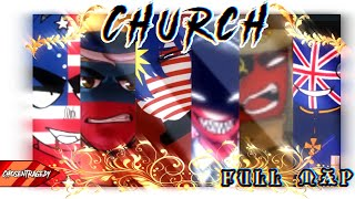 CHURCH ∆FULL COUNTRYHUMANS MAP∆ [Blood/gore!]