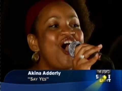 Akina Adderley & The Vintage Playboys - live on News 8 Austin