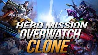 Overwatch Klon | HERO MISSION | Made in China | Deutsch