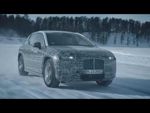 SUV elétrico BMW iNext será autônomo