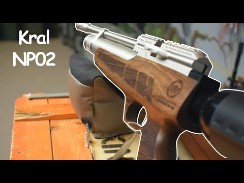 Kral NP-02 Airgun