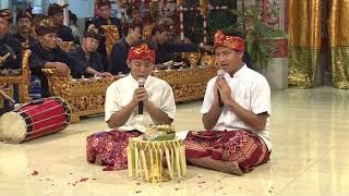 Pujawali Ke 33 Pura Merta Sari, Rempoa, Tangerang Selatan