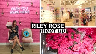 🌹 Shopping at Riley Rose + Meet Up 💕
