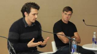 James Franco & Gus Van Sant on MEMORIES OF IDAHO | Future Projections