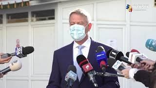 AlegeriLocale2020/Iohannis: Este foarte important să mergem la vot