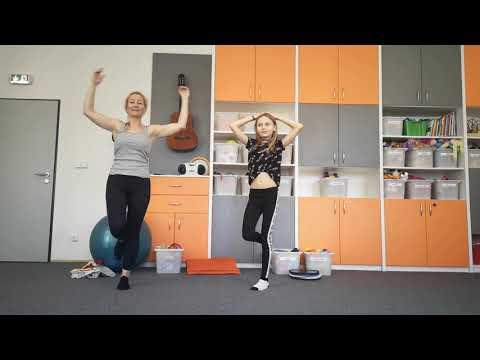 Cvičení mrňousci pro děti 20-30 měsíců