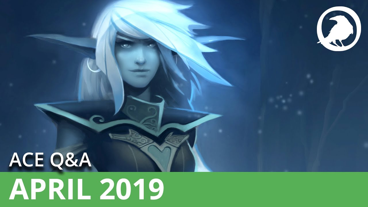 Crowfall - April Q&A Covers the Vision for the Future