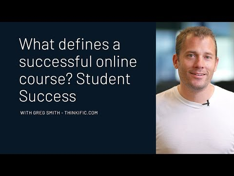 What defines a successful online course? Student Success with ...