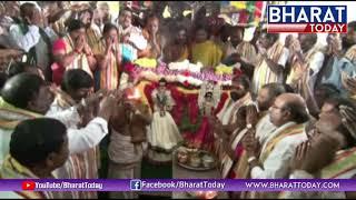 Cheruvugattu Jadala Ramalingeswara Swamy Brahmotsavam In Nalgonda | Bharattoday
