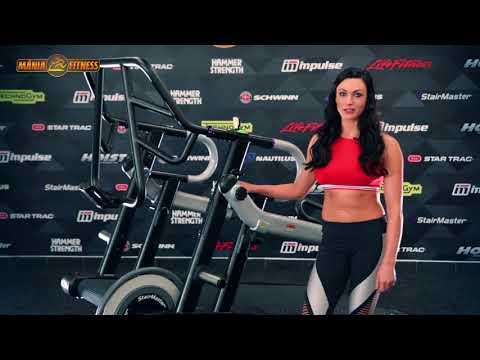 A sosit – StairMaster HIITMILL X – Jarjabka Szilvia recomandă
