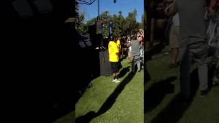 DJ Khaled by Azizi Gibson live @ Day N' Night Fest 2016