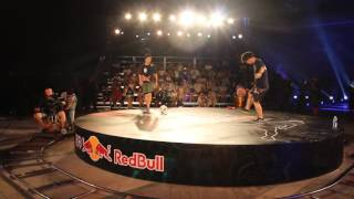 Top 16 Battle | Redbull China World Cup 2016 | Cheny (China) Vs Hiro K (Japan)