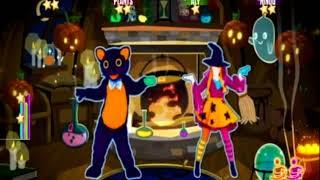 just dance 2018 kids magic halloween by halloween thrills 5 superstars wii