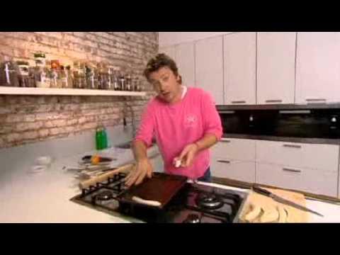 Jamie Oliver's banana tarte tatin – Jamie's Ministry of Food