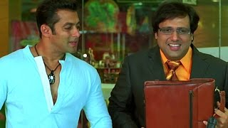 Govinda introduces Salman Khan to his lady love - Partner