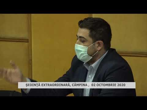 Şedinţă  Extra CL Câmpina 02 11 2020
