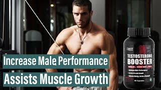 Testosterone Booster Capsule Benefits In Hindi | Testosterone Booster Supplements Review