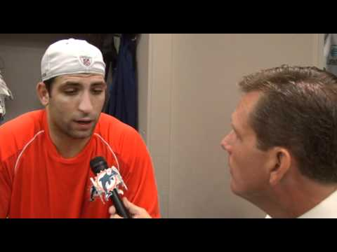 Anthony Fasano Interview - 9/13/10