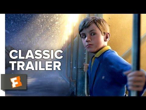 The Polar Express (2004) Official Trailer - Tom Hanks, Robert Zemeckis Movie HD (видео)