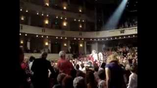 Chris Isaak - St.  Petersburg, Florida - Part 2 - Rudolph the Red-Nosed Reindeer
