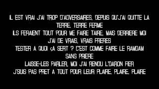 LaFouine - Team Bs - Parole