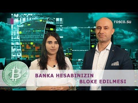 RUSYA PAZARI: BANKA HESABI