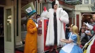 Musical Chairs With Cruella