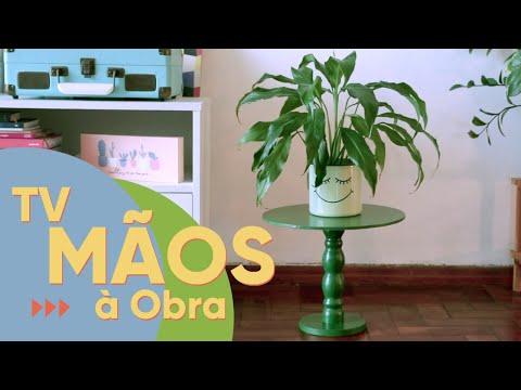 TV Mãos à Obra ensina a repaginar objeto de decoração gastando pouco