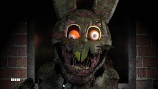 THIS IS THE SCARIEST VERSION OF SPRINGTRAP | FNAF Seven Hours at Freddys