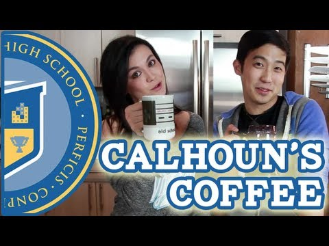 How to make CALHOUN'S COFFEE from VGHS! Feast of Fiction S2 E16