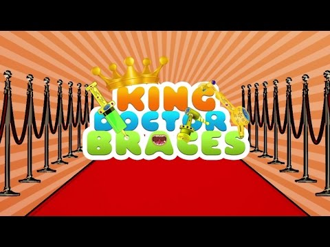 Video of King Doctor Braces - Kids Game