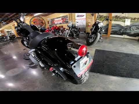 2009 Harley-Davidson FXDB STREET BOB in South Saint Paul, Minnesota - Video 1