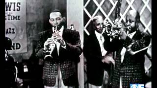 George Lewis Ragtime Jazzband of New Orleans - November 1953