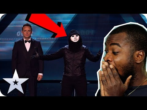 Masked magician X finally reveals their true identity   The Final   BGT 2019   Tunday REACTION !!! (видео)