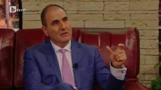 Шоуто на Слави: Гостува Цветан Цветанов (11.05.17)