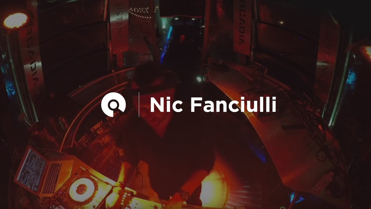 Nic Fanciulli - Live @ Ultra Music Festival Miami 2016, Resistance Stage