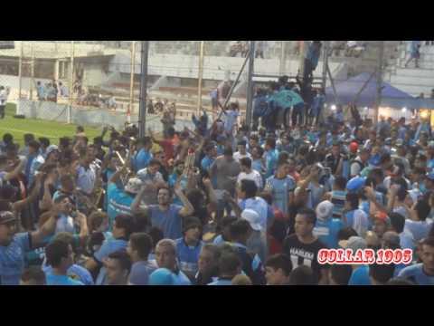 """""""SE SABE QUE EN EL BARRIO DE ALBERDI ESTA EL CARNAVAL..."""" Barra: Los Piratas Celestes de Alberdi • Club: Belgrano"""