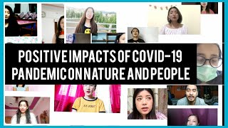 Positive Impacts Of Covid-19 Pandemic On Nature And People |Skynu |
