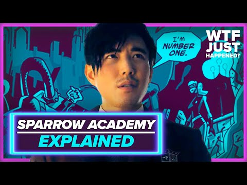 The Umbrella Academy Season 2 Explained | What Is the Sparrow Academy?