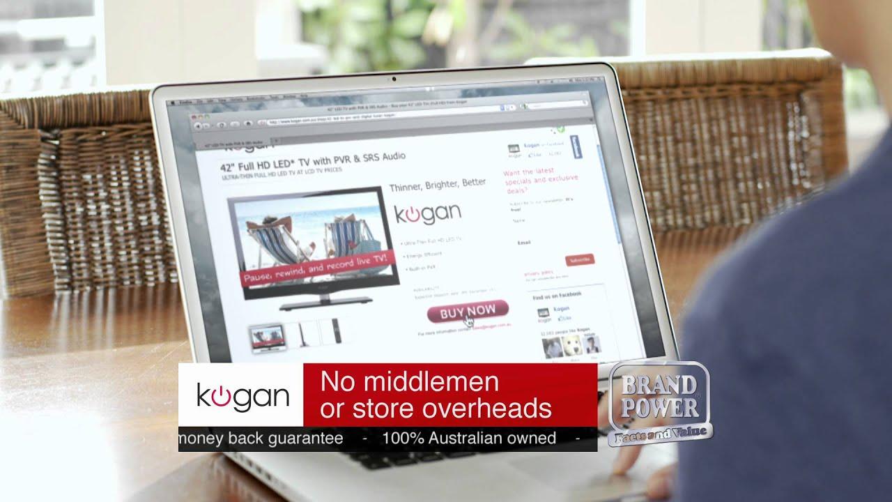 Samsung Files Cease And Desist Over Kogan TV Ad