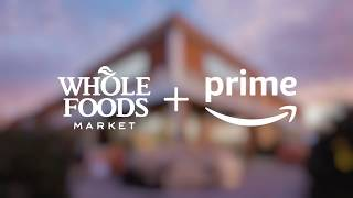 Amazon Serves Up New Benefit for Prime Members at Whole Foods Market