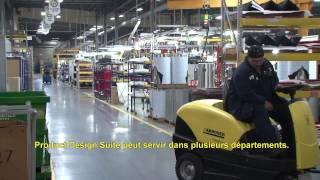 Karcher North America -- Tirer avantage des essais de prototypes en numérique, Product Design Suite