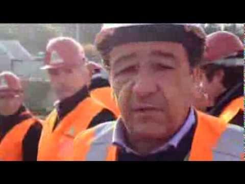 Pedemontanta: nel cantiere di Gazzada