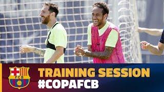 Copa preparations continue