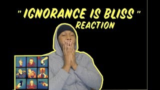 Skepta   Ignorance Is Bliss Full Album | (THATFIRE LA) Reaction