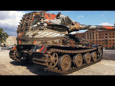 VK 72.01 (K) - STRONG WAR MACHINE - World of Tanks Gameplay