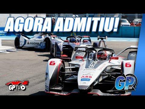 Fragilizar carro mostra que Fórmula E se incomodou com bate-bate   GP às 10