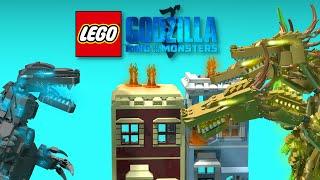 LEGO Godzilla: King of the Monsters (Set Idea)