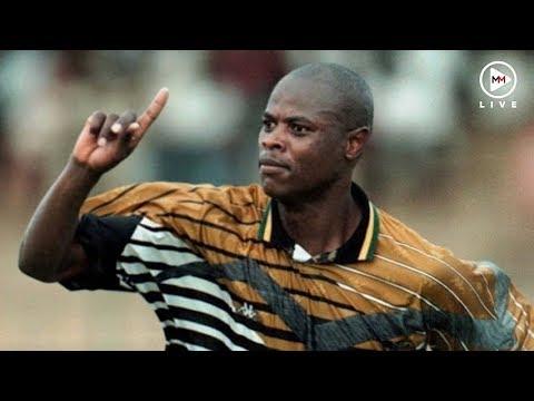 Football world pays tribute to legend Phil 'Chippa' Masinga